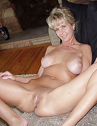 mature wife getting naked