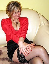 short haired perky mature nudes