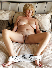 old mature wife with double ee