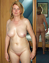 mature mom touch dick