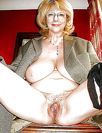 older chunky mature wife nude