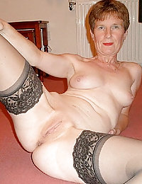 homemade mature wife in nylons videos