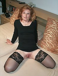 hairy mature wife in homemade bbc cuckold