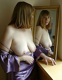 scantily clad mature mom piss